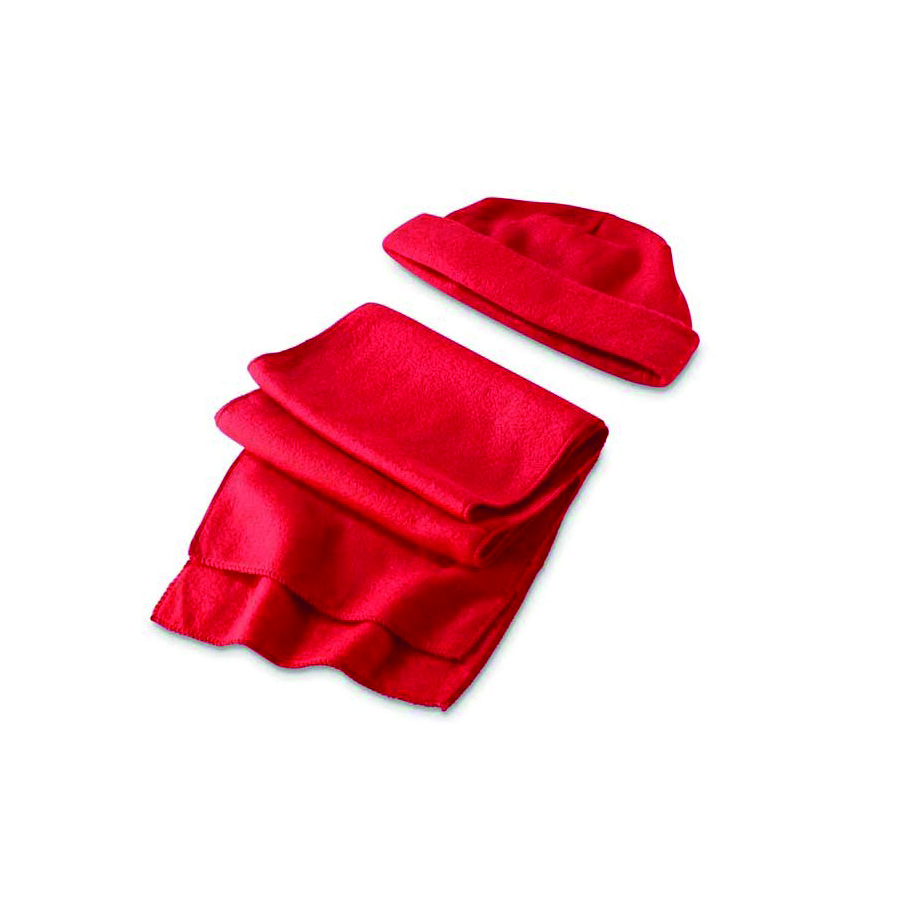 GP Fleece Scarf & Hat Set