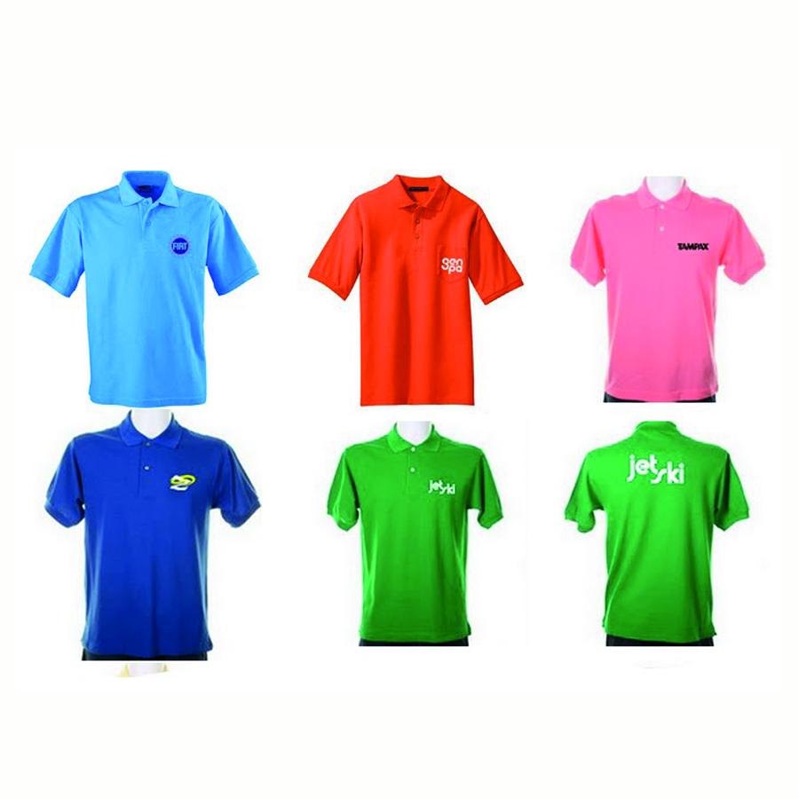 GP Polo Tshirt 1